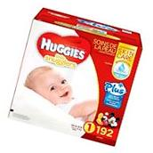 Huggies Little Snugglers Plus Diapers Size 1; 192-count