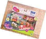 Littlest Pet Shop Walkables Puppy Dog Play Set #2163 Sealed