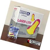 HOWARD LEIGHT LL1 LASER LITE DISPOSABLE EAR PLUGS UNCORDED