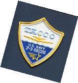 LOCKHEED P-3 ORION TACCO US Navy Patrol Squadron Jacket
