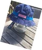 Vineyard Vines Logo Rimmed Hat Kids Toddler Baby Unisex