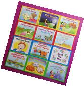 Lot 12 Kid's Little Leveled Readers Phonics Reading Books
