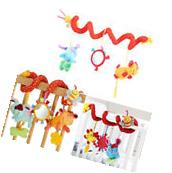 Lovely Animal Handbells Developmental Toy Bed Bells Kids