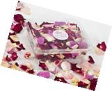 Lovely colorful  Freeze Dried Rose Petals. Confetti 1 Liter