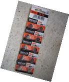 LR44 $0.35 each BRAND NEW 10 MAXELL AG13 357 Button Cell