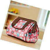 Lunch Bag Insulated Women Tote Thermal Box Cooler Picnic