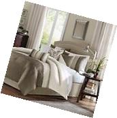 Luxurious 7-piece Comforter Set King Size Bed in a Bag