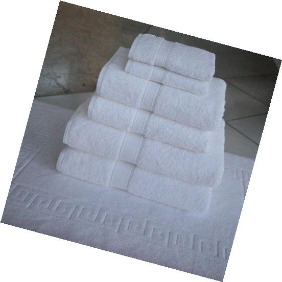 Luxury Hotel & Spa Towel 100% Cotton Hand Towels -NEW Set of