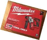 "Milwaukee 2612-21 M18 Cordless 5/8"" SDS Plus Rotary Hammer"