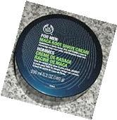 The Body Shop MACA ROOT Shave CREAM Tub 6.3 oz 200 ml NEW