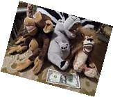 DREAMWORKS MADAGASCAR 2006   PLUSH GLORIA, ALEX, MONKEY EUC
