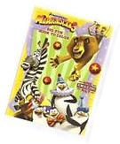 MADAGASCAR 3 COLORING BOOK Penguins ALEX GLORIA Movie Home