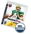 Madden Nfl 09 - Pre-owned - Playstation 3