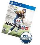 Madden Nfl 15 - Pre-owned - Playstation 4