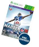 Madden Nfl 16 - Pre-owned - Xbox 360