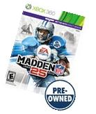 Madden Nfl 25 - Pre-owned - Xbox 360