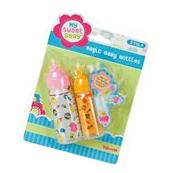 Magic Baby Bottle Play Set Doll Accessory Pretend Play NEW