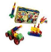 Magnet Fun Construction Set For Brain Development - 50 Piece