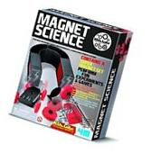 Magnet Science Kit 4m Toy Experiments Educational Fun