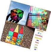 Magnetic Blocks Building Set Magnet Tiles Educational