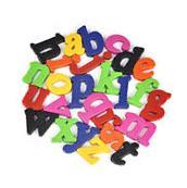 52 Cute Magnetic Lower/Upper Case Alphabet Letters Children