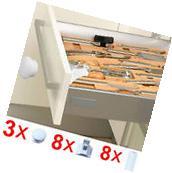 Magnetic Baby/Child Safety Storage Kitchen Cabinet Door/
