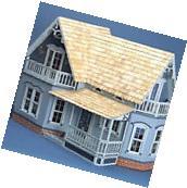 NEW Magnolia Dollhouse Kit Wood Doll House Farmhouse 2 Floor