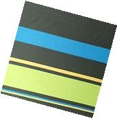 MAHARAM Paul Smith Big Stripes spring wool nylon new 1+