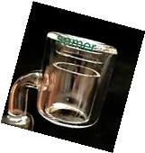 14mm Female  100% Quartz Thermal Banger w/ Rotational Carb