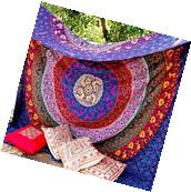 Mandala Queen Wall Hanging Tapestry Indian Ethnic Throw
