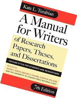 a manual for writers of research papers theses and dissertations A manual for writers of research papers, theses, and dissertations, seventh edition: chicago style for students and researchers.