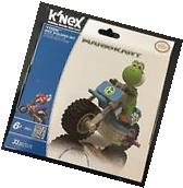 K'NEX MARIO KART YOSHI BIKE BUILDING SET -NEW