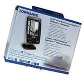 Lowrance Mark-4 CHIRP Sonar GPS Fishfinder & Chartplotter +