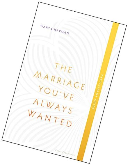 The Marriage You've Always Wanted Event Experience
