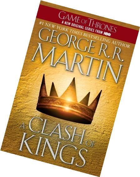 Martin's Clash of Kings  by George R.R. Martin