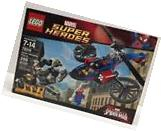 New LEGO Marvel Super Heroes 76016 Spider - Helicopter