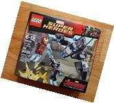 LEGO Marvel Super Heroes 76029 Iron Man vs. Ultron New in