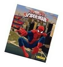 Marvel Ultimate Spider-Man Sticker Album