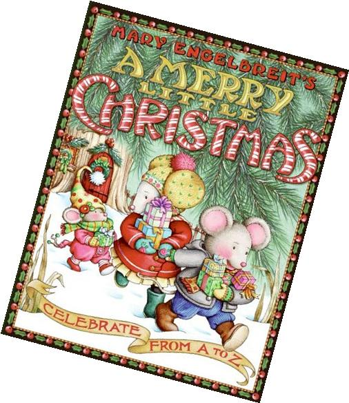 Mary Engelbreit's A Merry Little Christmas: Celebrate from A