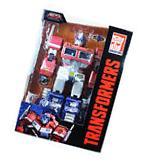 "Transformers MAS-01 Optimus Prime Mega 18"" Action Figure"