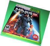 Mass Effect 3 Microsoft Xbox 360 *Factory Sealed! *Free