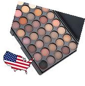 Cosmetic Matte Eyeshadow Cream Eye Shadow Makeup Palette