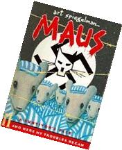 Maus II : A Survivor's Tale : And Here My Troubles Began