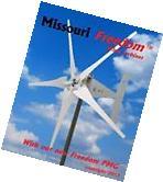 Missouri Rebel Freedom 24 volt 1700 watts max 5 blade wind