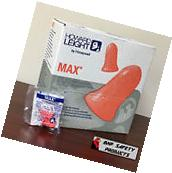 HOWARD LEIGHT MAX1 DISPOSABLE EARPLUG UNCORDED SLEEP AID