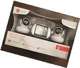 Motorola MBP36S-2 Digital Wireless Video Baby Monitor With