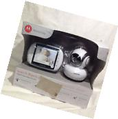 "Motorola MBP36S Remote Wireless Video Baby Monitor 3.5"",2."