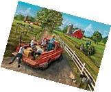 McGavins Farm, A 1000 Piece Jigsaw Puzzle by Cobble Hill