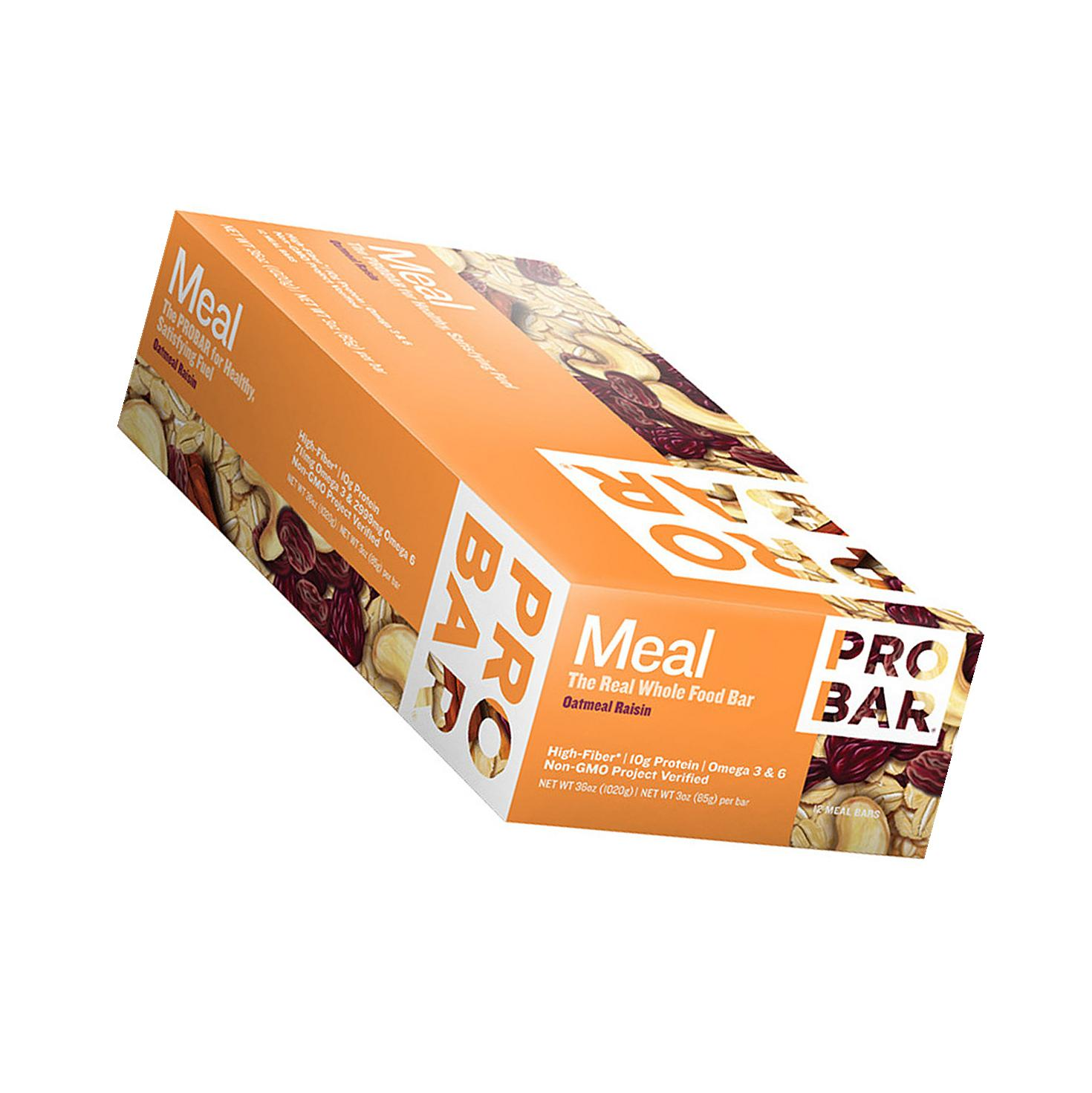Meal Bar - Organic - Strawberry Bliss - 3 Oz - 1 Case