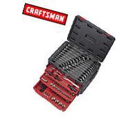 Craftsman 276 pc Mechanic's Tool Set w/ Sturdy Storage Chest